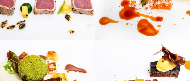 Gourmet-Menue